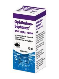 OPHTHALMO-SEPTONEX OPH GTT SOL 1X10ML PLAST