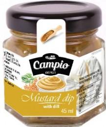 Campio Hořčično koprový dip