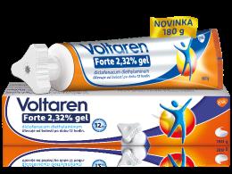 VOLTAREN FORTE 2,32% gely 180G