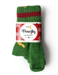 Ponožky od babičky vel. S (35-38)