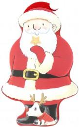 Marks & Spencer Máslové sušenky v plechovce Santa