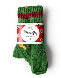 Ponožky od babičky vel. L (41-43)