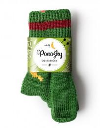 Ponožky od babičky vel. XL (43-46)