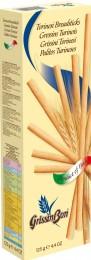 Grissini Torinesi tyčinky s rostlinným olejem