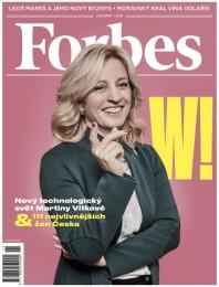 Forbes č. 11 - vydáno 5.11.2018