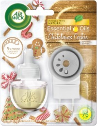 Airwick Electric komplet Vánoční cukroví