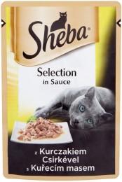 Sheba Selection in Sauce s kuřecím masem