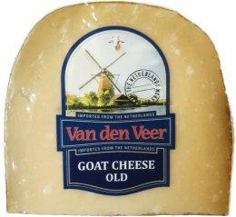 Van den Veer Kozí sýr extra zralý výkroj