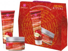 Dermacol Aroma Ritual SET Jablko se skořicí
