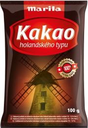 Marila kakao holandského typu