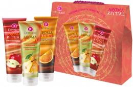 Dermacol Aroma Ritual SET Mix dámských sprchových gelů