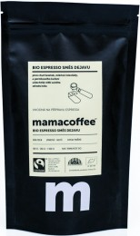 Mamacoffee Bio espresso směs Dejavu
