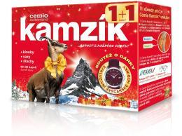 Cemio Kamzík cps.60+30 Vánoce 2018