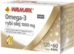 Walmark Omega 3 Forte tob.120+60 Promo 2018