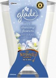 Glade Maxi svíčka Dancing Flowers