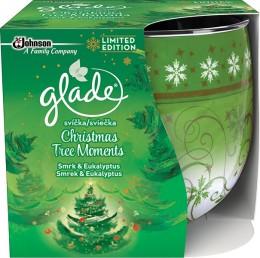 Glade Svíčka Christmas Tree Magic