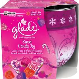 Glade Svíčka Sweet Candy Joy