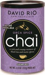 David Rio Chai Orca Spice BEZ CUKRU