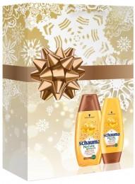 Schauma Nature Moments Honey Elixir dárková sada