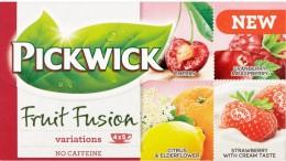 Pickwick čaj Variace s třešní