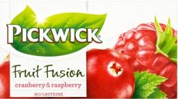 Pickwick čaj Brusinky s malinami