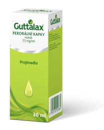 GUTTALAX 7,5MG/ML POR GTT SOL 1X30ML