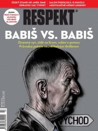 Respekt č. 47 - vydáno 18.11.2018