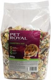 Pet Royal křeček a potkan
