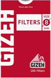 Gizeh cigaretové filtry 100ks