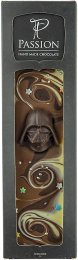 Passion Chocolate Figurka Darth - Mléčná čokoláda - Tmavý Darth