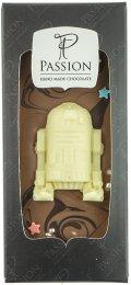 Passion Chocolate Figurka R2  - Mléčná čokoláda - Robot