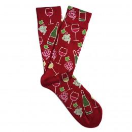 Soxit Red Wine vel.: 36-40 ponožky v dárkovém balení