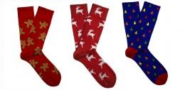 Soxit dámský vánoční set ponožek, vel.: 36-40