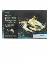 Marks & Spencer BIO Částečně loupané madagaskarské tygří krevety