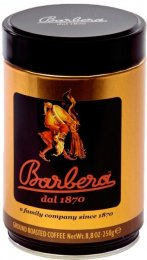 Barbera dóza, zrnková káva
