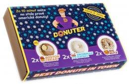Donuter Frozen six pack (mražené)