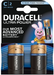 Duracell Ultra Power C 2K