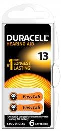Duracell Hearing Aid 13 6ks