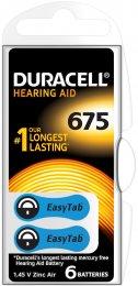 Duracell Hearing Aid 675 6ks