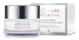 SKINCODE EXC Krém pro redukci očních vrásek 15ml