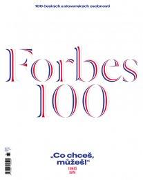 Forbes Speciál 100 českých a slovenských osobností