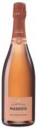 Champagne Mandois Rosé Grande réserve