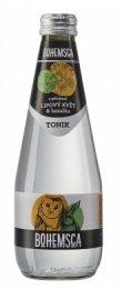 Bohemsca Tonic water LIPOVÝ KVĚT & BAZALKA