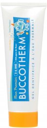 Buccotherm gelová zubní pasta pro děti od 2 do 6 let, BROSKEV
