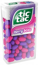 Tic Tac Berry Bliss
