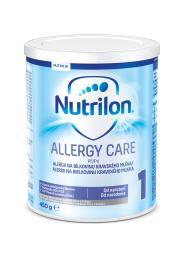 NUTRILON 1 ALLERGY CARE perorální roztok 1X450G