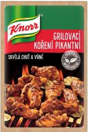 Knorr Grilovací koření pikantní