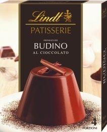 Lindt Puding mléčná čokoláda