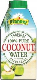 Pfanner Kokosová voda