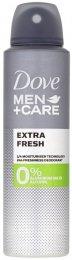 Dove Alu-free Men + Care Extra fresh deodorant sprej
